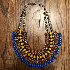 Zara Colorful Beaded Necklace